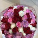 Mix rose
